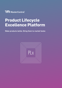 Product Lifecycle Excellence™ Overview Trifold