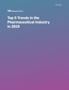 Top 5 Trends in the Pharmaceutical Industry in 2019