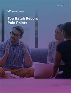 Top Batch Record Pain Points