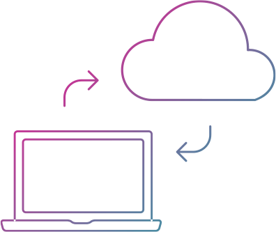 icon-gradient-computer-to-cloud-400