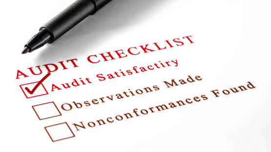 Audit for Compliant solutions