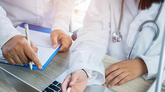 Clinical management technology