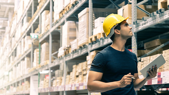 Manufacturing shelves