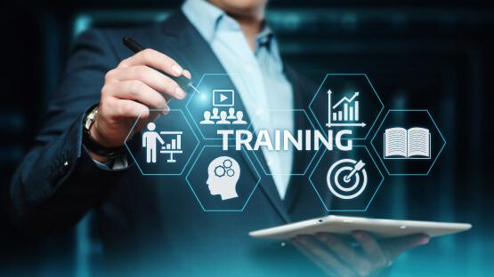 Data training icons