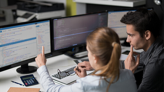 Best practices on dual monitor computer
