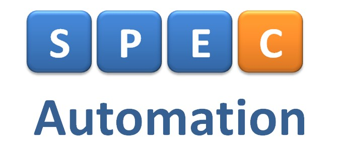 SPEC Automation logo