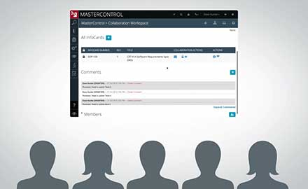Demo MasterControl Document Control Software