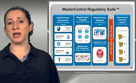 MasterControl Regulatory Suite