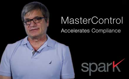 MasterControl Spark - Small Businesses Document Control